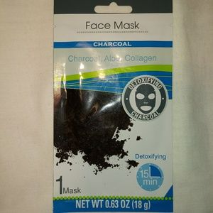 Other - (🌟3/10-5/15-7/20) NIP Charcoal Face Mask